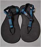 Bedrock Sandals / earthquake (6mm)