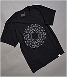 white mountaineering / sun print T-shirt