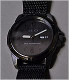 white mountaineering×SEIKO / exclusive watch
